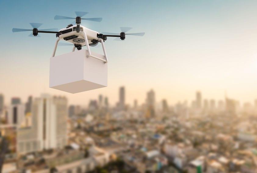delivery drone perú retail 1 - Delivery a través de drones se implementaría en zonas alejadas de Lima Metropolitana
