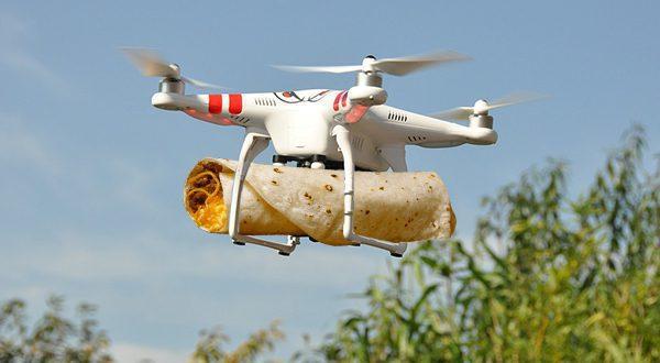 delivery drone perú retail 2 - Delivery a través de drones se implementaría en zonas alejadas de Lima Metropolitana