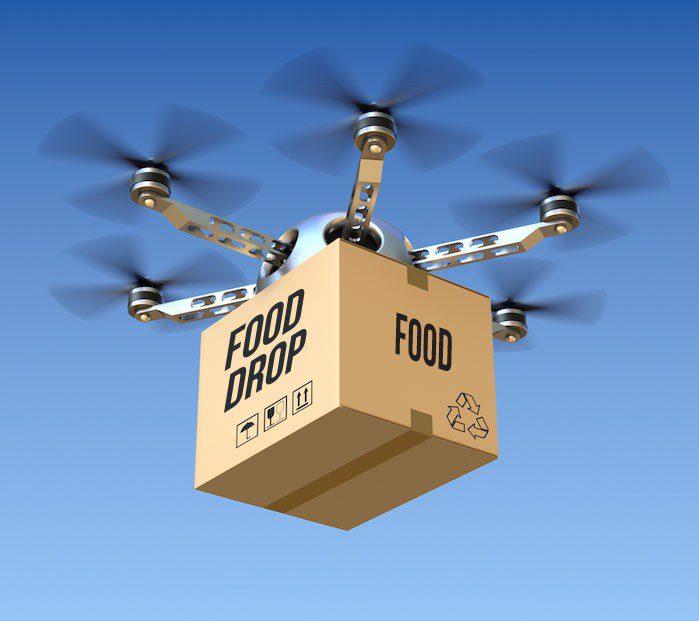 delivery drone perú retail 7 - La reconfiguración del retail a raíz del coronavirus