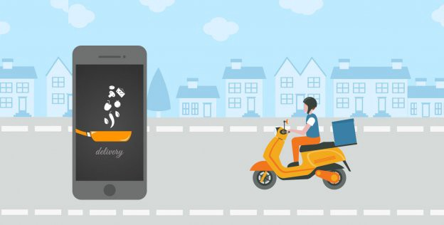delivery - El uso de apps de delivery creció un 30% en Lima