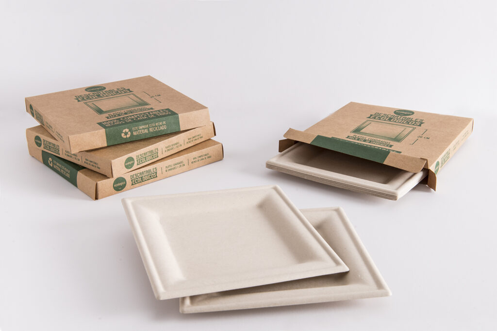 descartables perú retail 1024x683 - Ecuador: Estos son los desechos orgánicos que sustituyen al plástico en supermercados