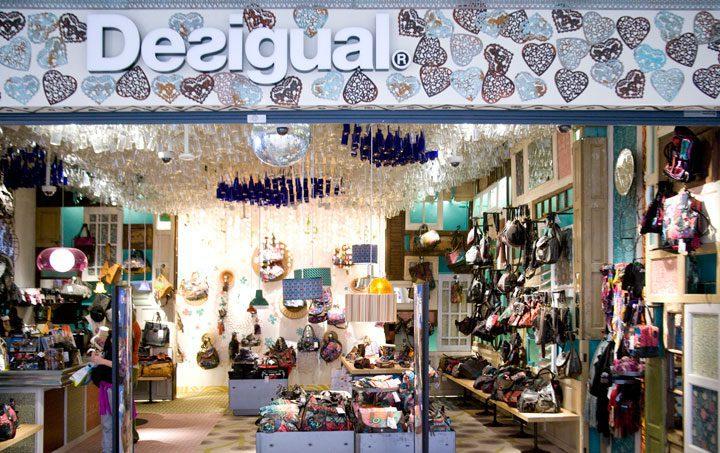 desigual apertura reasonwhy - Desigual prevé optimizar su red de tiendas a nivel mundial