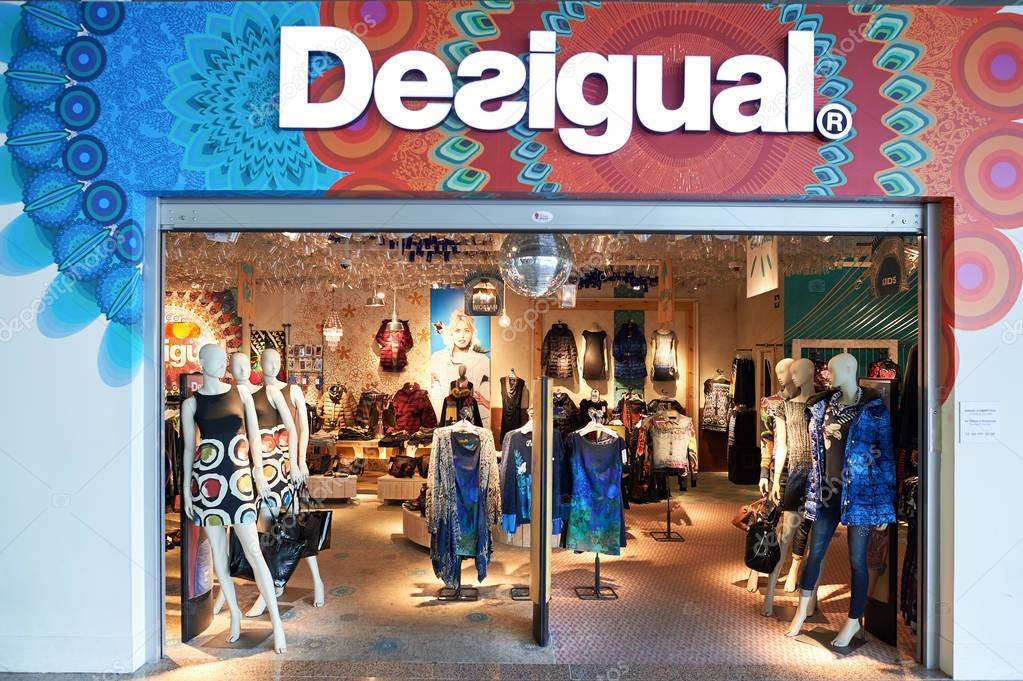 desigual español - Marca de moda Desigual abre su primera tienda en Ecuador