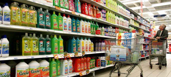 detergente - Conoce qué categorías crecieron este año de la canasta de consumo en Perú