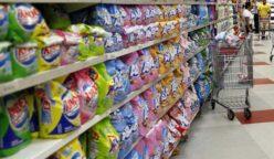 detergentes retail