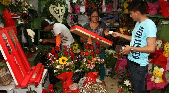 dia de san valentin - Peruanos gastarían entre 200 y 300 soles en regalos para San Valentín