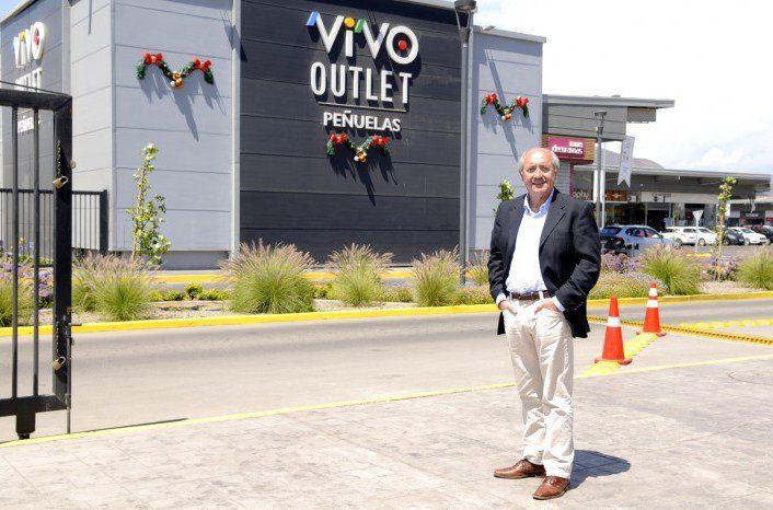 diaz vivo outlet peñuelas - Vivo Outlet Peñuelas apuesta por las ofertas y el entretenimiento en Chile