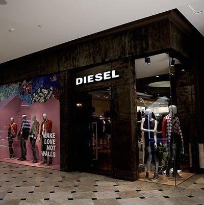 diesel jockey - Diesel enfocado en sumar nuevas tiendas en Lima