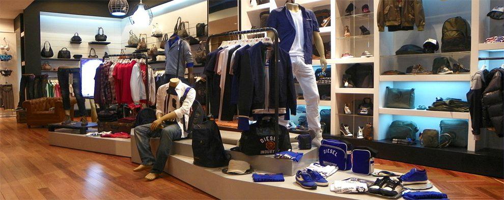 diesel tienda moda - ¿Que retos enfrentan las tiendas de moda durante este año en el Perú?