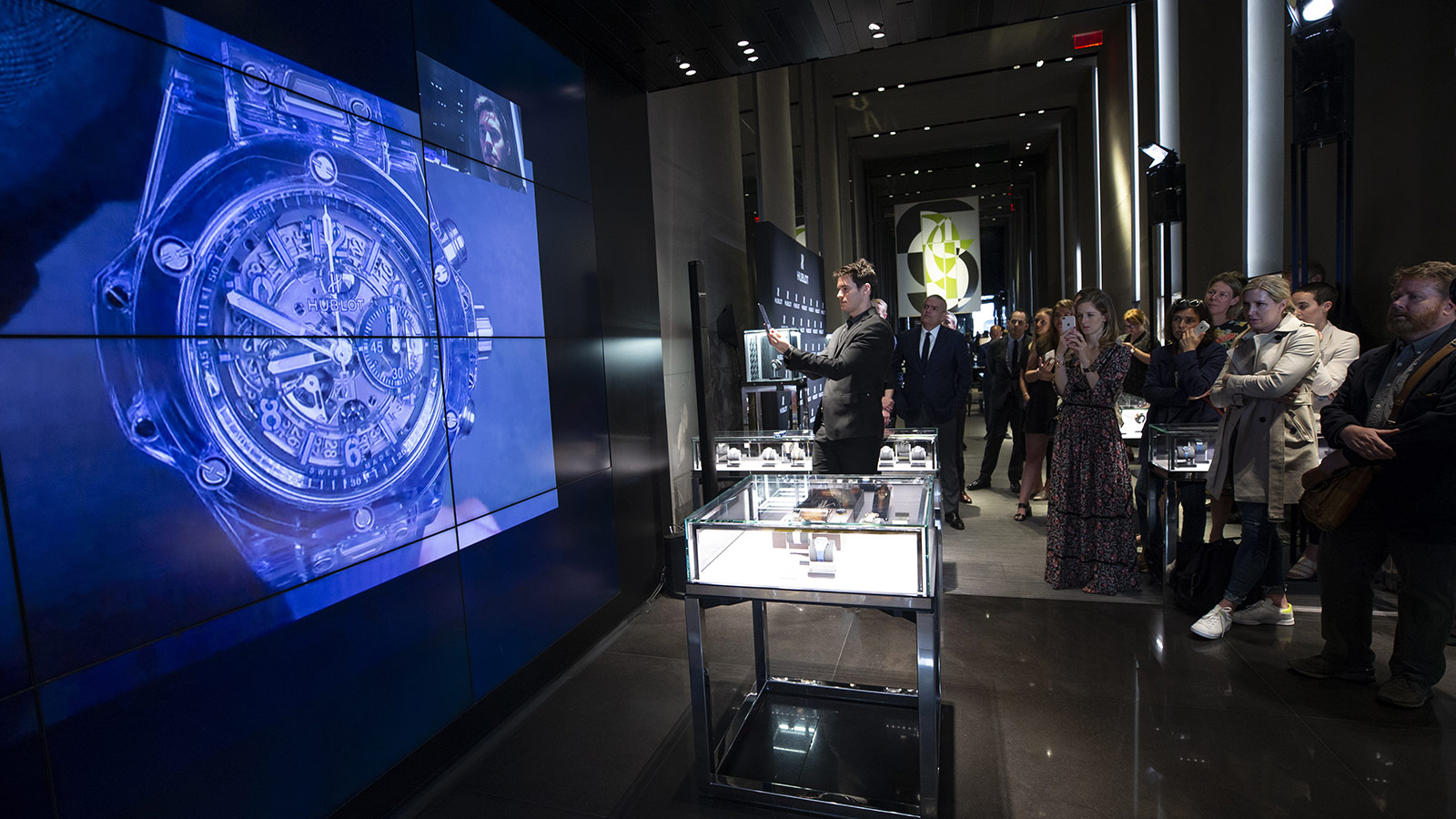digital boutique hublot 2018 020 1 - Hublot busca estar a la vanguardia con una boutique digital