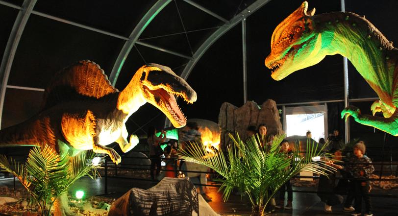 dinosaurios plaza norte (7)
