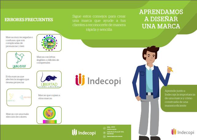 """diseño indecopi perú retail - Indecopi lanza """"Quipu"""", el portal gratuito de búsquedas de marcas"""