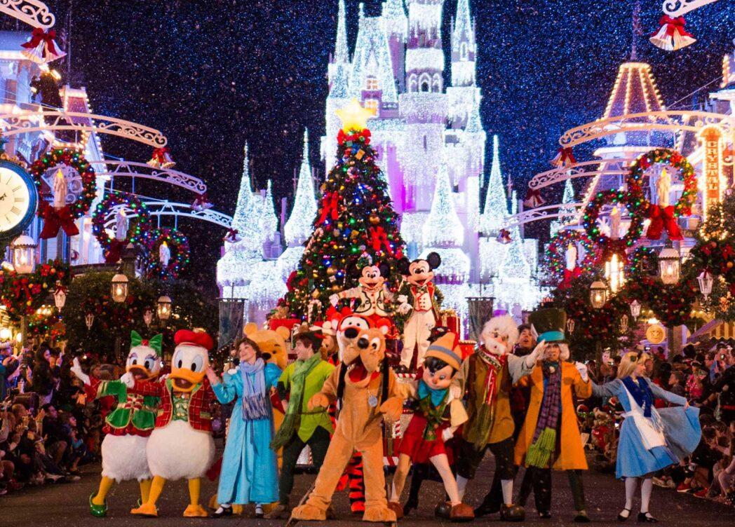 disney navidad - Conoce cómo se vive la Navidad en Disney