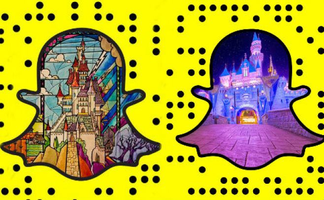 disney y snapchat - Disney producirá miniseries para Snapchat