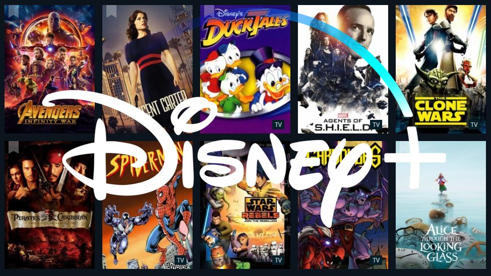 disney - Disney consigue 10 millones de usuarios en el primer día y deja atrás a Netflix