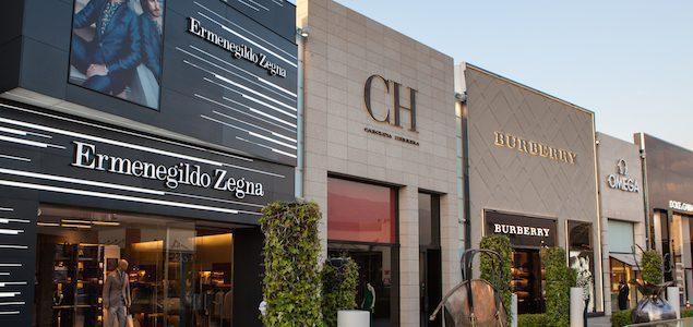 distrito lujo parque arauco chile - Mercado peruano alberga cerca de 100 marcas de lujo del mundo