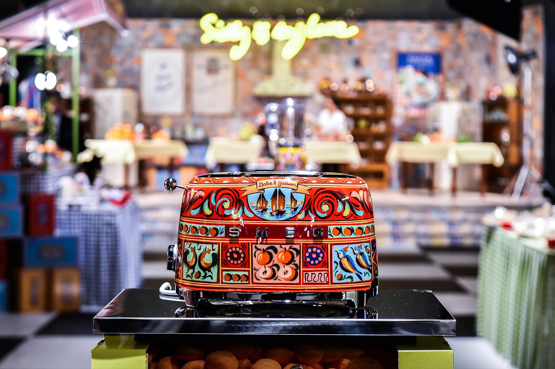 dolce gabbana diseños electrodomésticos 10 - Conoce los diseños que realizó Dolce & Gabbana para una línea de electrodomésticos