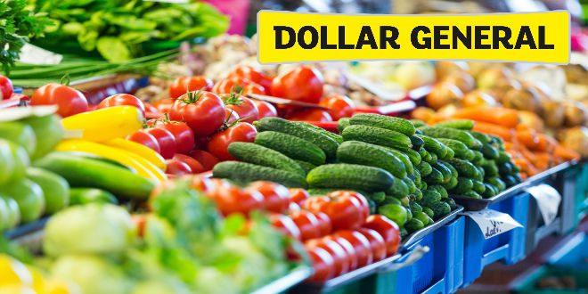 dollar general 1 - Dollar General venderá productos frescos en 450 de sus tiendas