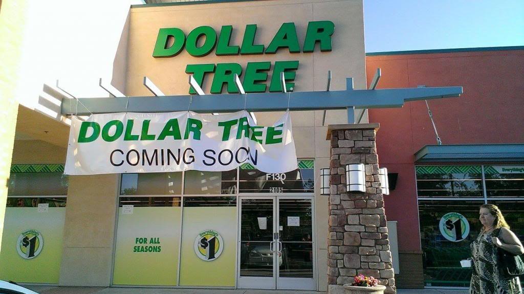 dollar tree entrance 1024x575 - Dollar General abrirá 900 establecimientos este 2018