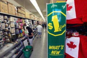 dollarama canada 300x200 - Dollarama rompe récord de ganancias en Canadá