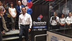 dominos Jose Luis Camino - Apertura Domino's Chorrillos_opt