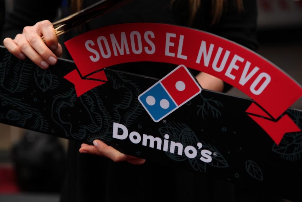 dominos Somos el Nuevo Domino's Pizza