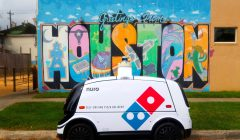 Domino's pizza nuro houston