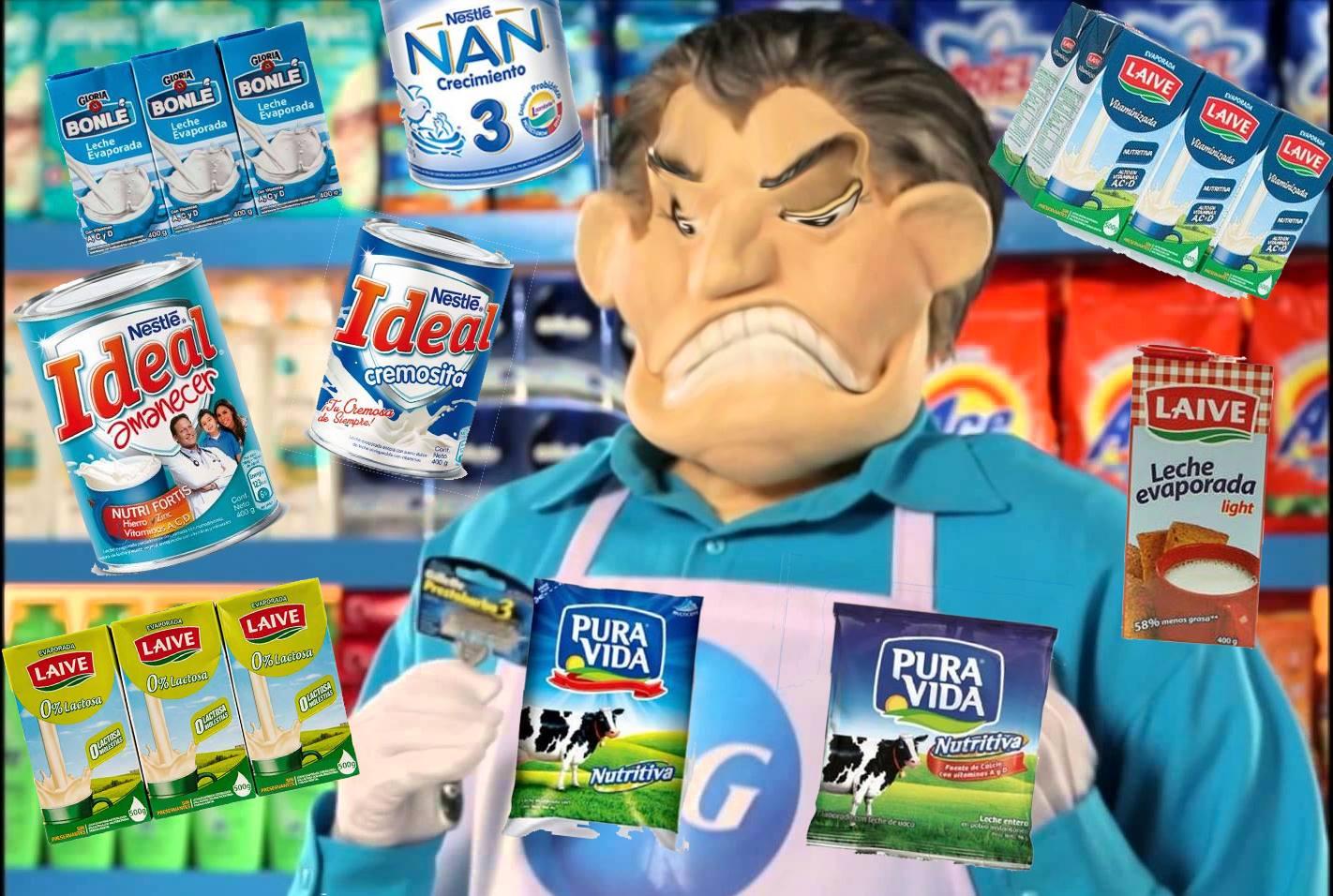 don pepe portada leche - Productos de Gloria, Nestlé y Laive no podrán llamarse lácteos