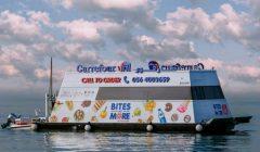 dubai carrefour 240x140 - Dubai: Carrefour presenta el primer supermercado flotante del mundo