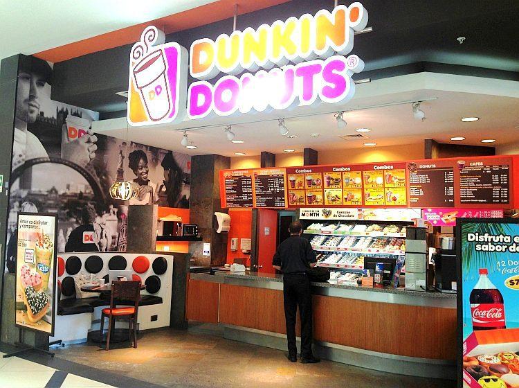 dunkin donuts 7