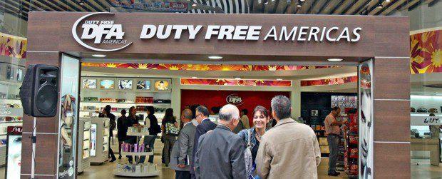 """duttyfree americas - """"Cuando un viajero va a un aeropuerto tiene el impulso de comer y comprar más"""""""