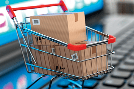 e-commerce logistic