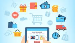 ecommerce platforms2 240x140 - El ecommerce representará el 10% del gasto a nivel mundial en 2025