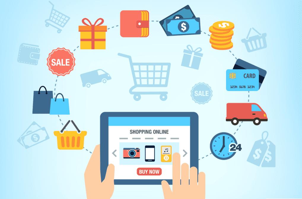 ecommerce platforms2 - El ecommerce representará el 10% del gasto a nivel mundial en 2025