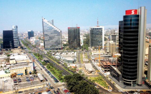 La economía peruana creció 3,93% en marzo — INEI