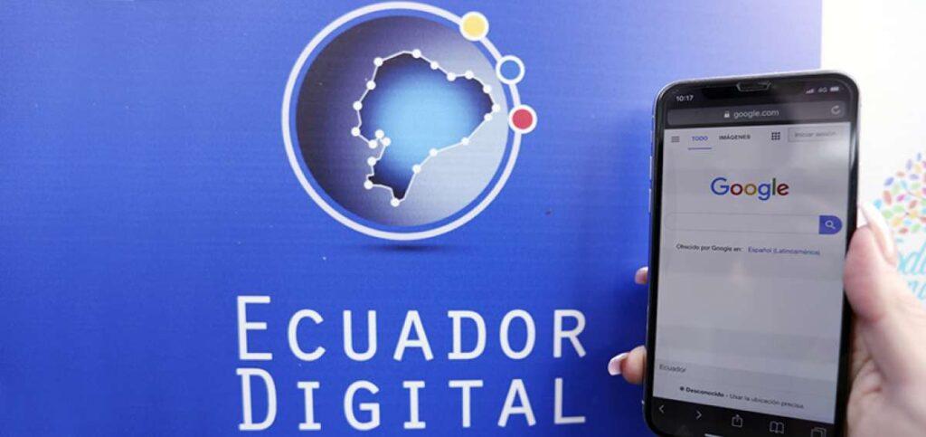 ecuador digital Perú Retail 1024x483 - Ecuador se volverá un país digital ¿qué significa esto?