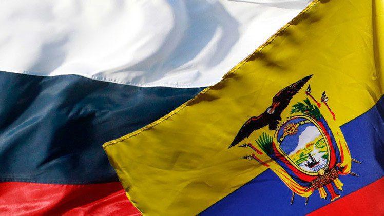ecuador y rusia - Ecuador y Rusia crean consejo empresarial con el fin de mejorar relaciones comerciales