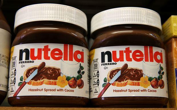 eight col Nutella - Disturbios en supermercados de Francia por oferta de Nutella