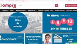 ekompra 248x144 - Perú: Lanzan plataforma de e-commerce de venta de artículos para el hogar