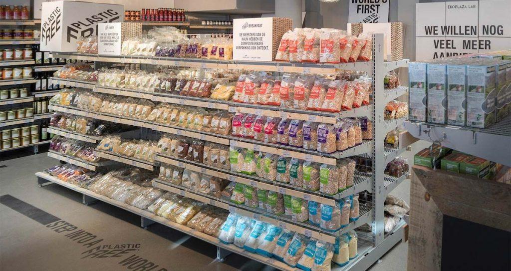 """ekoplaza1 1024x543 - Conozca más sobre Ekoplaza Lab: Primer supermercado del mundo """"libre de plástico"""""""