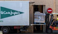 el corte ingles logística