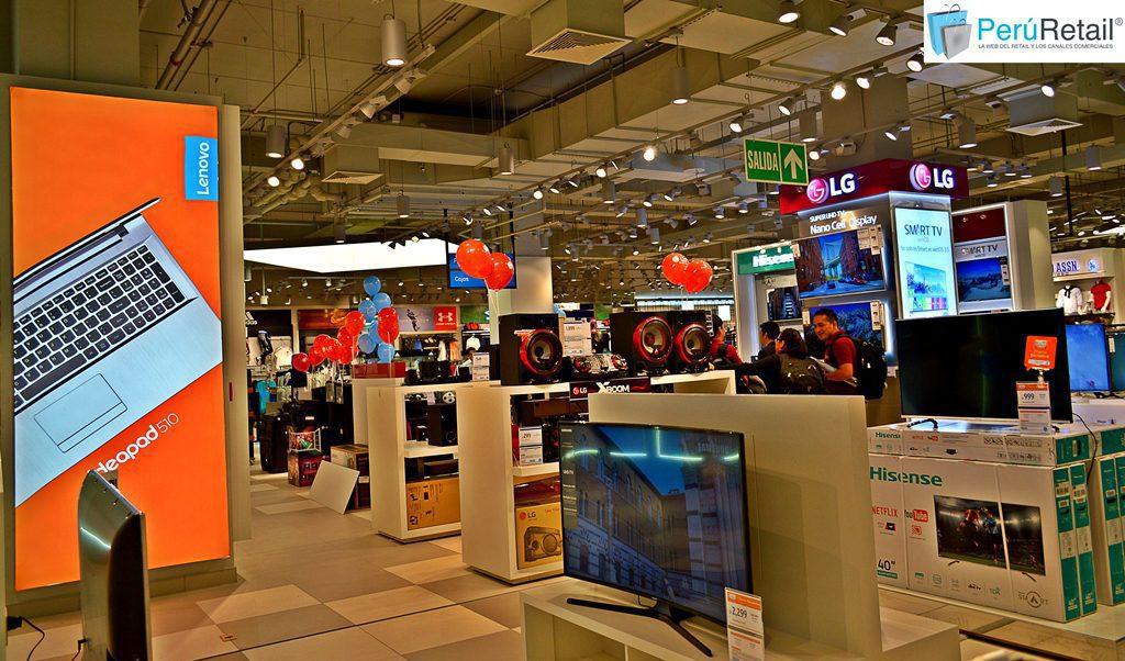 electro 281 peru retail 1 - Sector retail y consumo masivo experimentarán una navidad no tan auspiciosa este 2017
