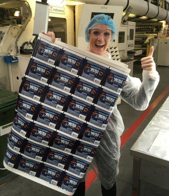 empaques yes Nestlé Perú Retail - Desde 2025 todos los empaquetes de Nestlé serán de plástico 100% reciclado