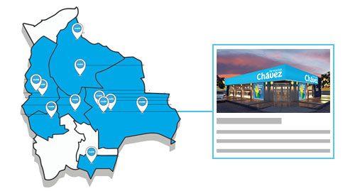 encuentra tu farmacia chávez - Franquicia de Farmacias Chávez planea abrir entre 10 y 15 locales por año en Bolivia