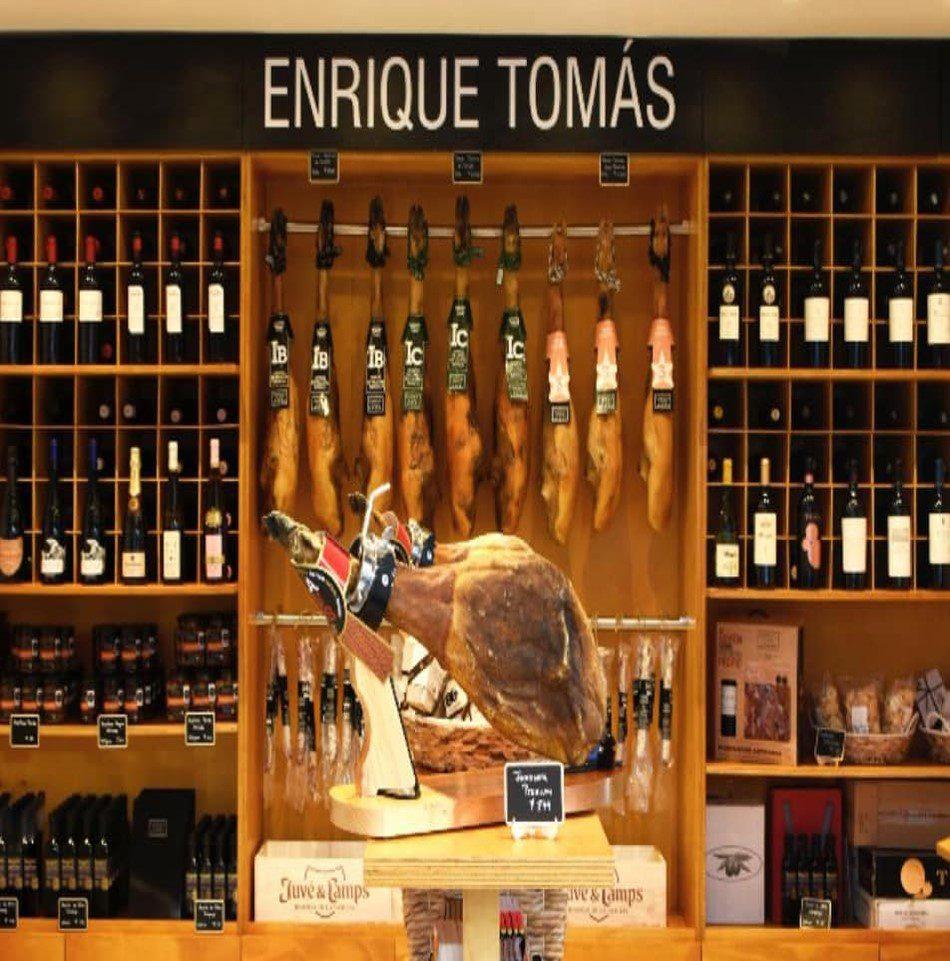 enrique tomas 2 - Enrique Tomás en el Perú: desde abrir locales hasta ingresar al canal Horeca