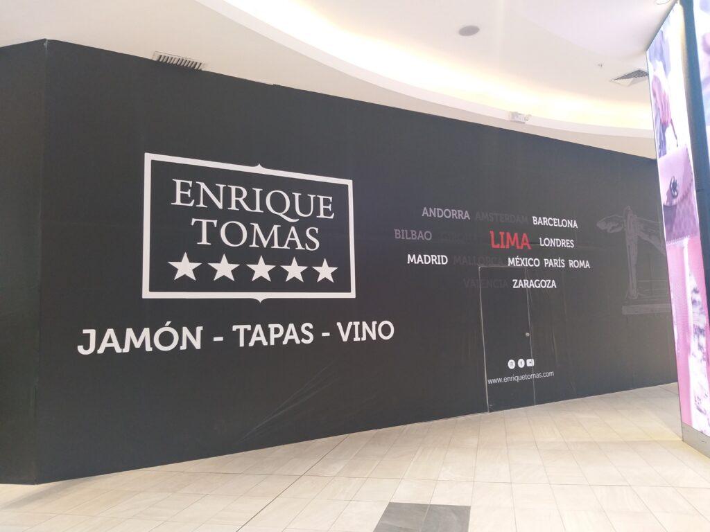 enrique tomas Perú Retail 1024x768 - Grupo Yes construirá el Strip center más lujoso del Perú en 2020