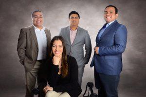 Equipo especializado de Atentus Perú