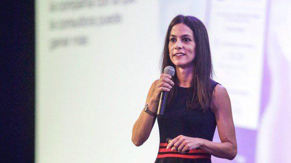 erika - Érika Herrero es la nueva CEO de Belcorp