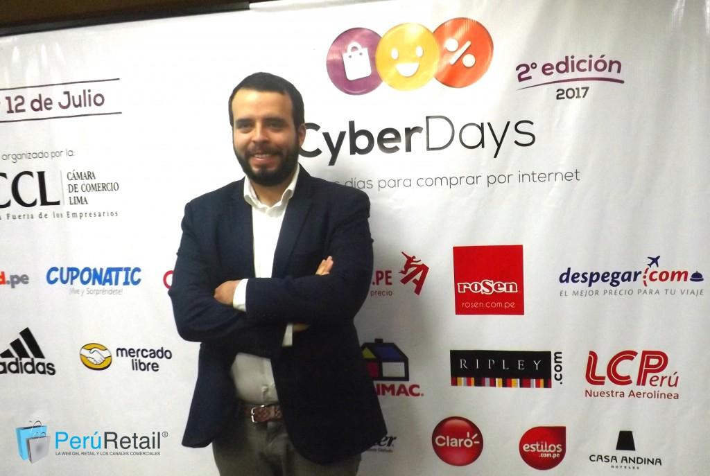 Peru Retail Converso En Exclusiva Con Ernesto Barrios Subgerente De Marketing De Ripley Quien Nosento Sobre El Crecimiento De Su C E Merce