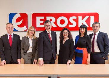 eroski - Eroski renueva parte de su directorio y anuncia su plan estratégico